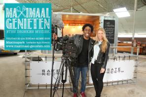 Zon, gezelligheid en héél veel lekker eten + een kijkje achter de schermen | Foodfestival Maximaal Genieten