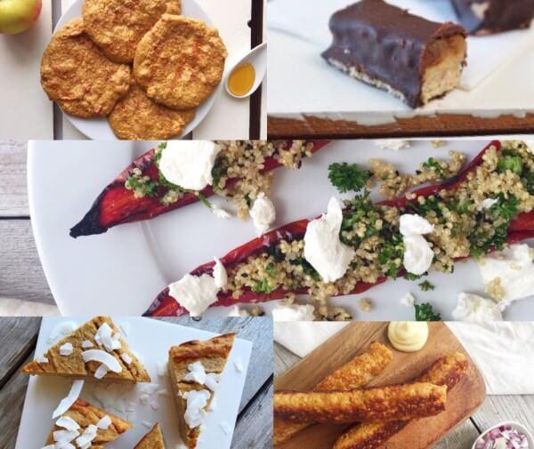De vijf best bezochte recepten van 2015