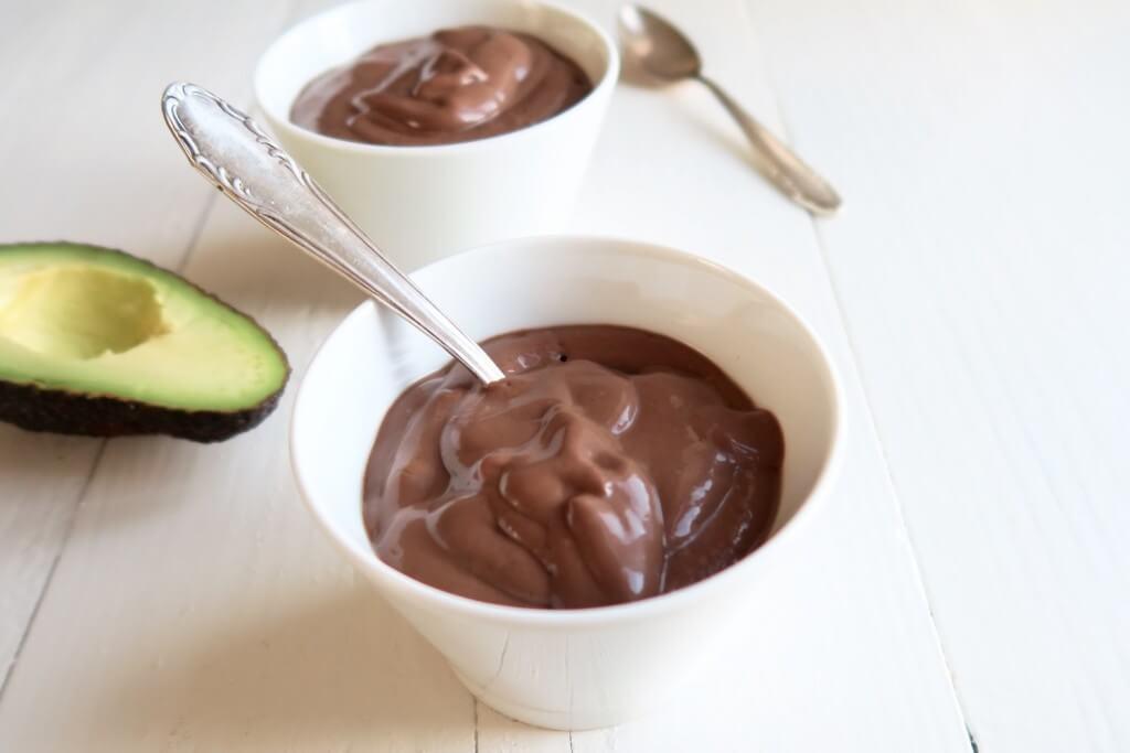 Chocolade kwark / Perfecte snack voor na een workout