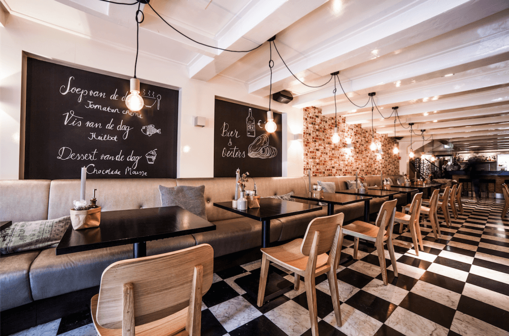 Oesters, bier en Amsterdamse gezelligheid | Bij Thijs By Dikker en Thijs