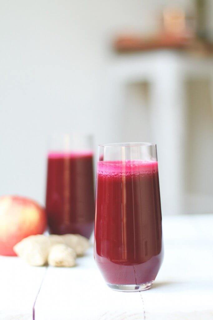 Slow Juicer Vs Smoothie : Slowjuice sapje met biet, appel en gember - Beaufood