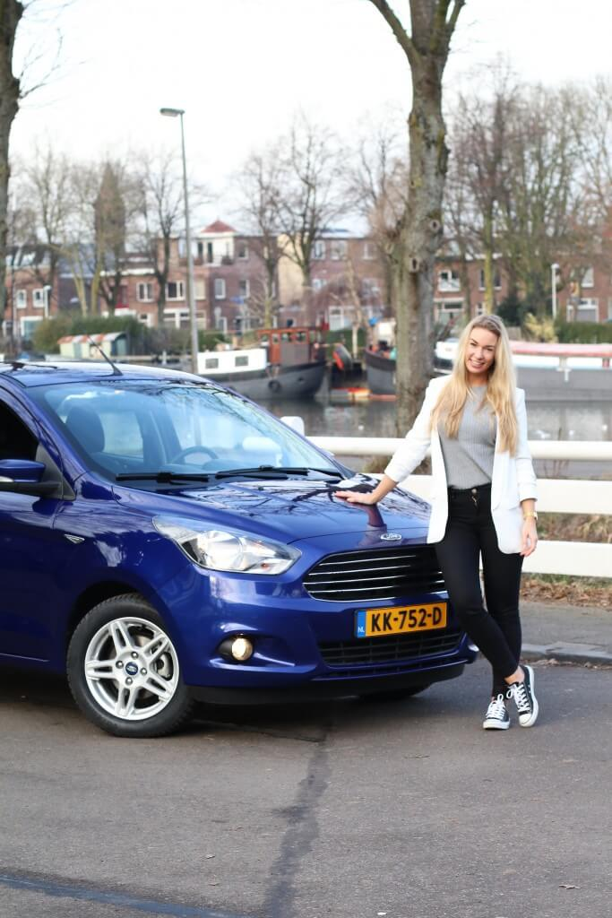 Samenwerken met Ford, Beaufood en Ford, Nieuwe Ford KA+, Zuinige en leuke auto, SYNC Functie Ford, Ford dealer Utrecht