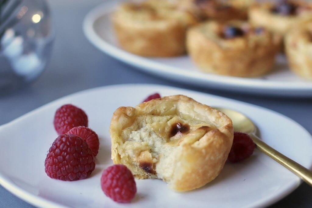 Makkelijke pasteis de belem (roomtaartjes), Makkelijke kerst dessert, Beaufood recepten, Makkelijke dessert, Gezonde foodblogs