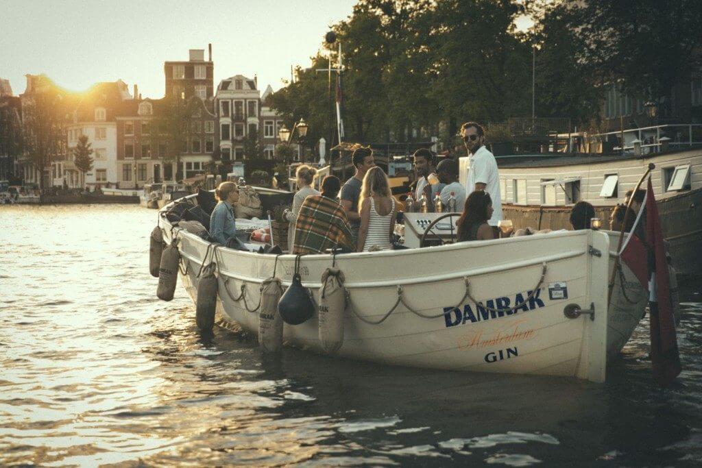 3 x mijn lievelings gin & tonic's + win een G&T sloepvaart door de Amsterdamse grachten met The best DAM boat!