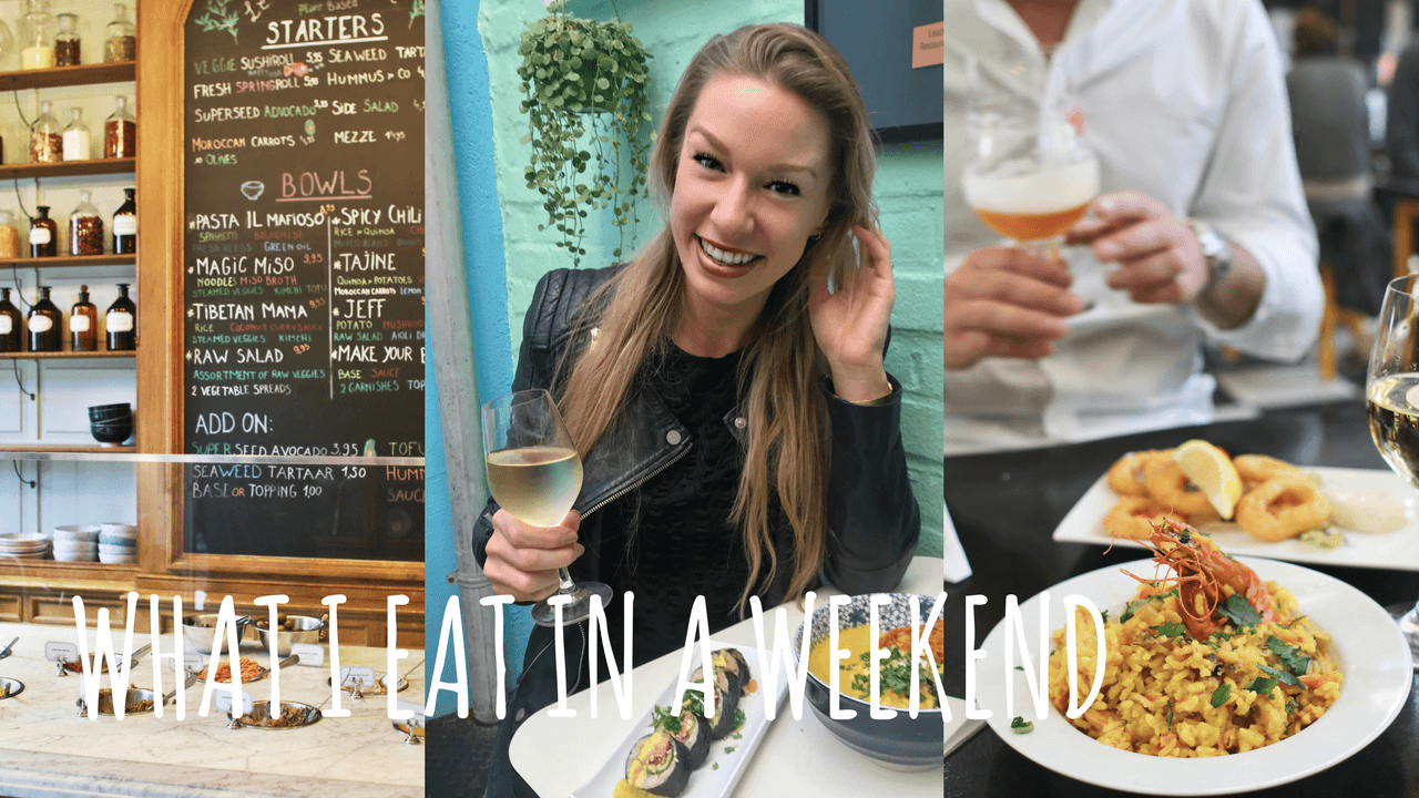 VIDEO: What I eat in a Weekend (in Gent!), Restauranttips Gent, Gezonde restaurants Gent, Le Botaniste Gent, Cochon de Luxe Gent, De Superette Gent, Holy Food Market Gent, Pakhuis Gent, Restaurant reviews Gent, Hotel Harmony