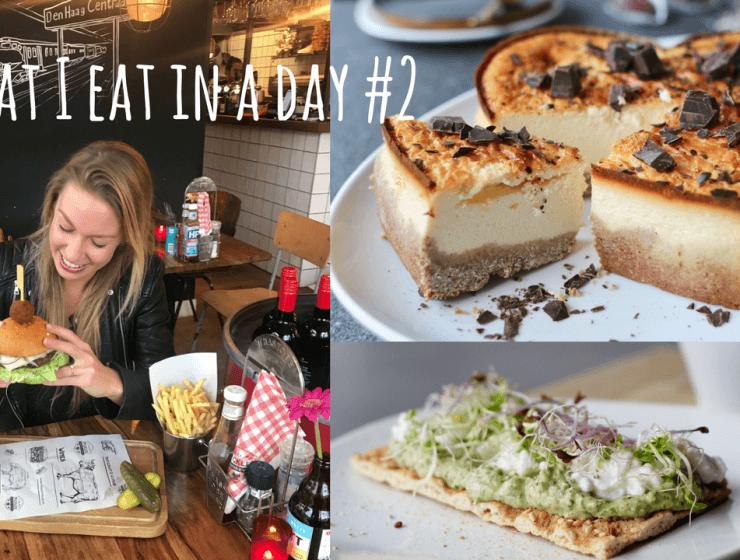 Video: What I eat in a day | EEN BEAUFOOD BURGER BIJ DELIVEROO?!