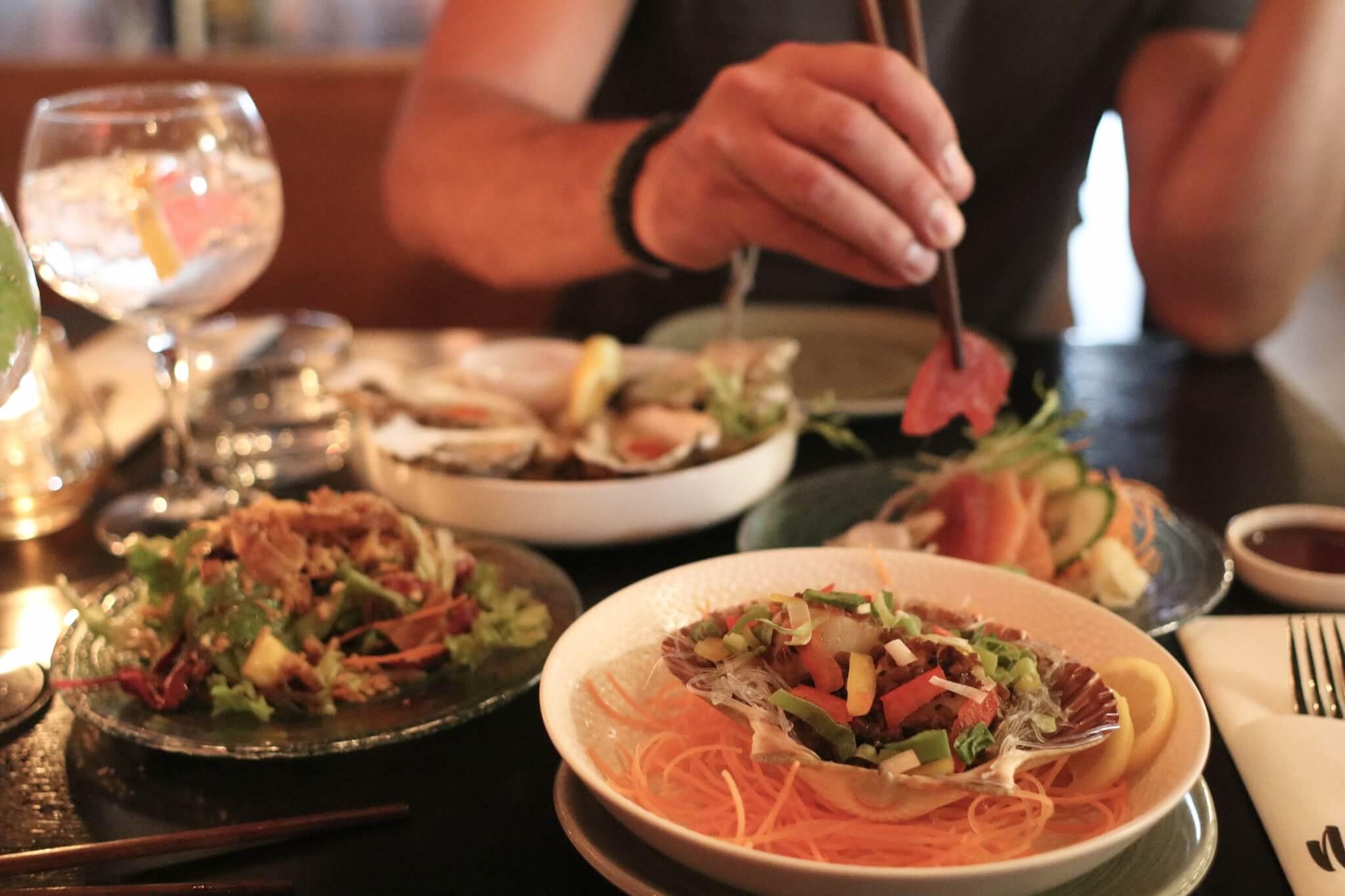 Miyagi and Jones   Aziatisch streetfood en sushi in Utrecht, Leuke restaurants Utrecht, Restaurants Beatrix theater, Restaurants Utrecht Centraal, Aziatische hotspots Utrecht, Utrecht hotspots