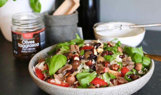 Rosbief Salade Met Truffelmayo En Appelkappers Beaufood