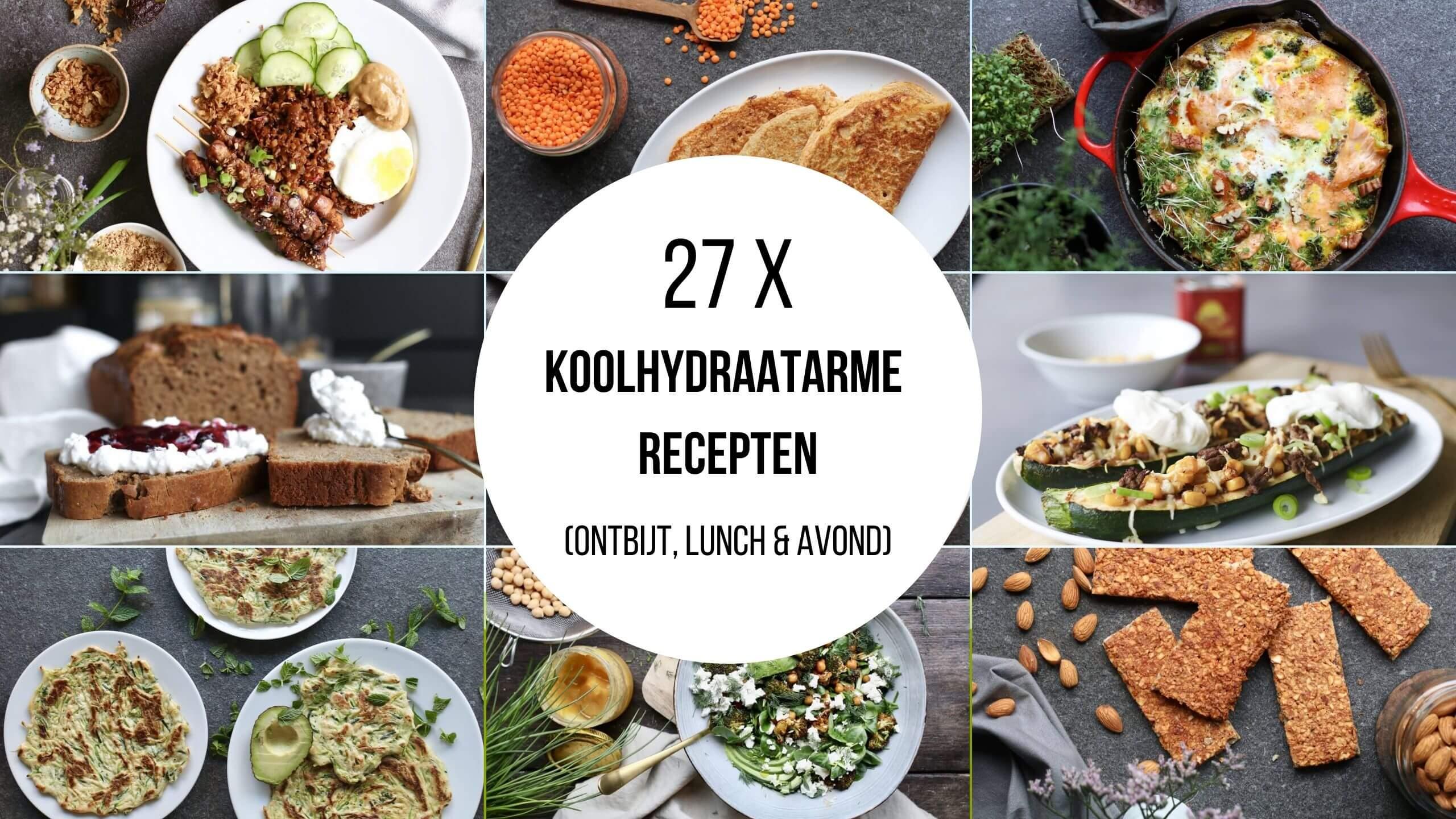 Pin op Koolhydraatarm Diner